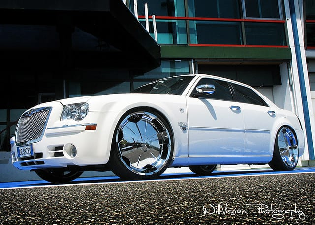 Chrysler 300C DUB by MGR Tuning Italy